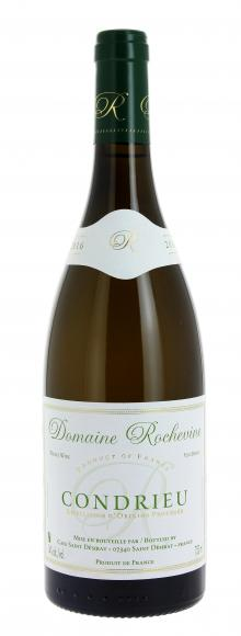 Visual bottle CONDRIEU DOMAINE ROCHEVINE Saint Désirat Cellar